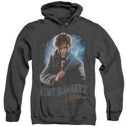 Image for Fantastic Beasts: the Crimes of Grindelwald Heather Hoodie - Scamander Monogram