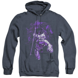 Image for Aquaman Movie Heather Hoodie - Evil Doers