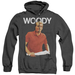Image for Cheers Heather Hoodie - Woody Boyd