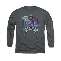 Image for Masters of the Universe Long Sleeve T-Shirt - Skeletor
