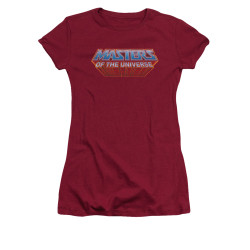 Image for Masters of the Universe Girls T-Shirt - Logo