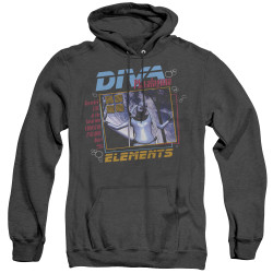 Image for The Fifth Element Heather Hoodie - Diva