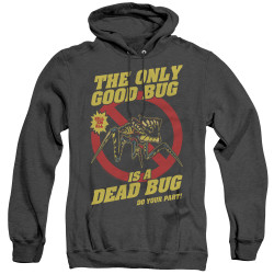 Image for Starship Troopers Heather Hoodie - Dead Bug