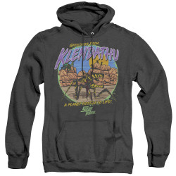 Image for Starship Troopers Heather Hoodie - Hostile Planet