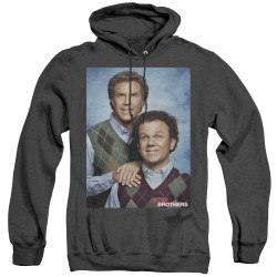 Image for Step Brothers Heather Hoodie - Portrait