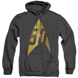 Image for Star Trek Heather Hoodie - 50th Anniversary Delta