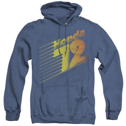Image for Honda Heather Hoodie - Good Ol' 72