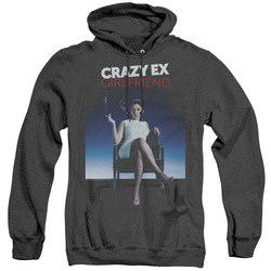 Image for Crazy Ex-Girlfriend Heather Hoodie - Crazy Instinct