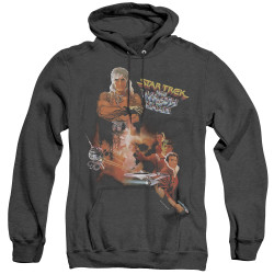 Image for Star Trek Heather Hoodie - The Wrath of Khan Collage
