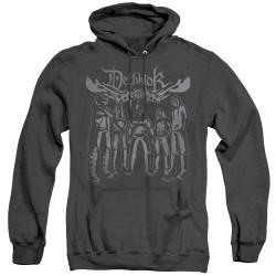 Image for Metalocalypse Heather Hoodie - Deathklok Band