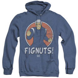 Image for Sealab 2021 Heather Hoodie - Fignuts