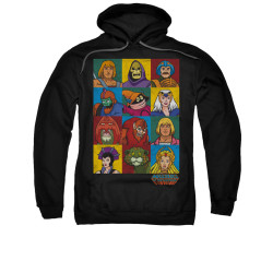 Image for Masters of the Universe Hoodie - Character Heads