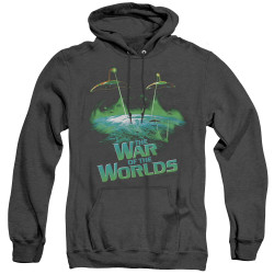 Image for War of the Worlds Heather Hoodie - Global Attack