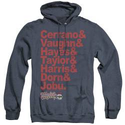 Image for Major League Heather Hoodie - Team Roster