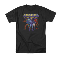 Image for Masters of the Universe T-Shirt - Team of Heroes