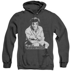 Image for Columbo Heather Hoodie - Title