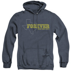 Image for Friday Night Lights Heather Hoodie - Texas Forever