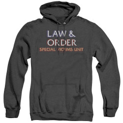 Image for Law and Order Heather Hoodie - SVU Logo