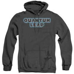 Image for Quantum Leap Heather Hoodie - Logo
