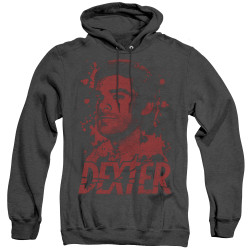 Image for Dexter Heather Hoodie - Born in Blood