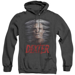 Image for Dexter Heather Hoodie - Plastic Wrap