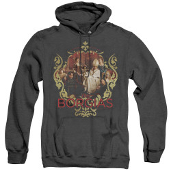 Image for The Borgias Heather Hoodie - Family Portrait