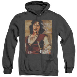 Image for The Princess Bride Heather Hoodie - You Keep Using that Word