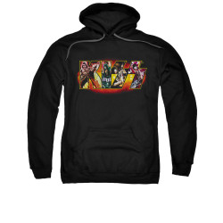 Image for Kiss Hoodie - Stage Logo