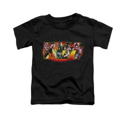 Image for Kiss Toddler T-Shirt - Stage Logo