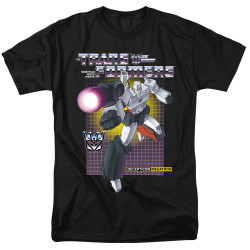 Image for Transformers T-Shirt - Megatron