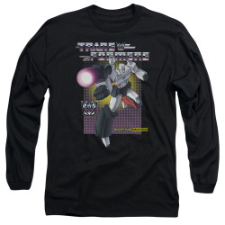 Image for Transformers Long Sleeve T-Shirt - Megatron