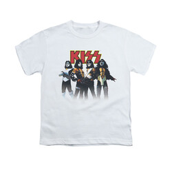 Image for Kiss Youth T-Shirt - Throwback Pose