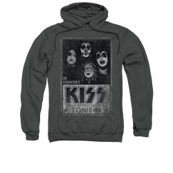 Image for Kiss Hoodie - Live