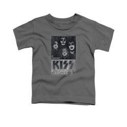 Image for Kiss Toddler T-Shirt - Live
