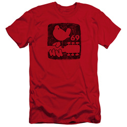 Image for Woodstock Premium Canvas Premium Shirt - Summer '69