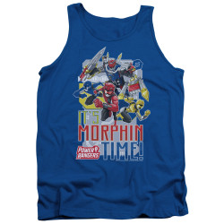 Image for Power Rangers Tank Top - Beast Morphers Morphin Time