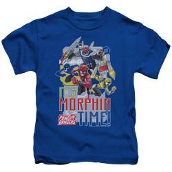 Image for Power Rangers Kids T-Shirt - Beast Morphers Morphin Time