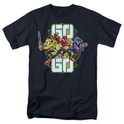 Image for Power Rangers T-Shirt - Beast Morphers Go Go