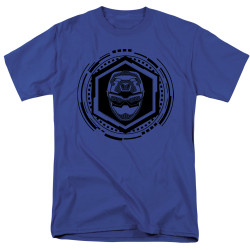 Image for Power Rangers T-Shirt - Beast Morphers Blue Ranger Icon
