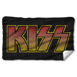 Image for Kiss Fleece Blanket - Classic Logo