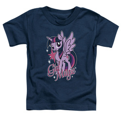 Image for My Little Pony Toddler T-Shirt - Friendship is Magic Girl Magic