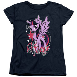 Image for My Little Pony Woman's T-Shirt - Friendship is Magic Girl Magic