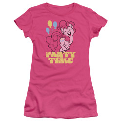 Image for My Little Pony Girls T-Shirt - Friendship is Magic Party Time