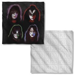 Image for Kiss Bandana - Solo Heads