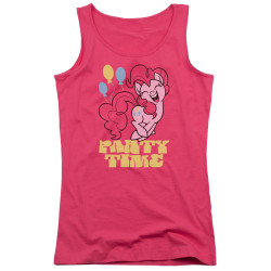 Image for My Little Pony Girls Tank Top - Friendship is Magic Party Time
