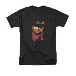 Image for John Wayne T-Shirt - Splatter