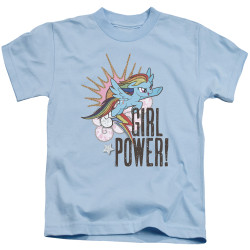 Image for My Little Pony Kids T-Shirt - Friendship is Magic Girl Power