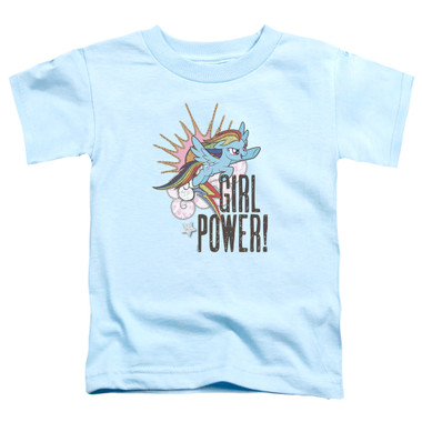 Image for My Little Pony Toddler T-Shirt - Friendship is Magic Girl Power