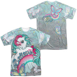 Image for My Little Pony Sublimated T-Shirt - Believe in Dreams 100% Polyester