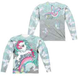 Image for My Little Pony Sublimated Long Sleeve - Believe in Dreams